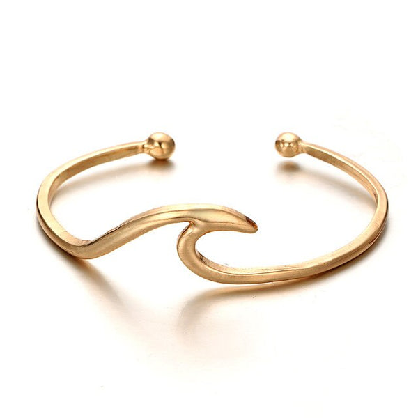 Bracelet Bangle - Vague de Mawi