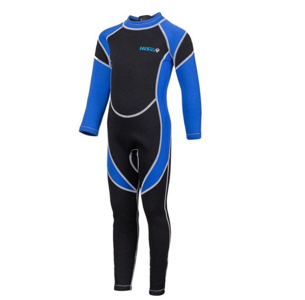 Combinaison Surf Junior - Bleu