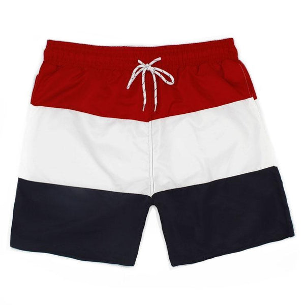 Short Surf - Bleu Blanc Rouge