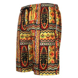 Short Surf Homme - Style Africain