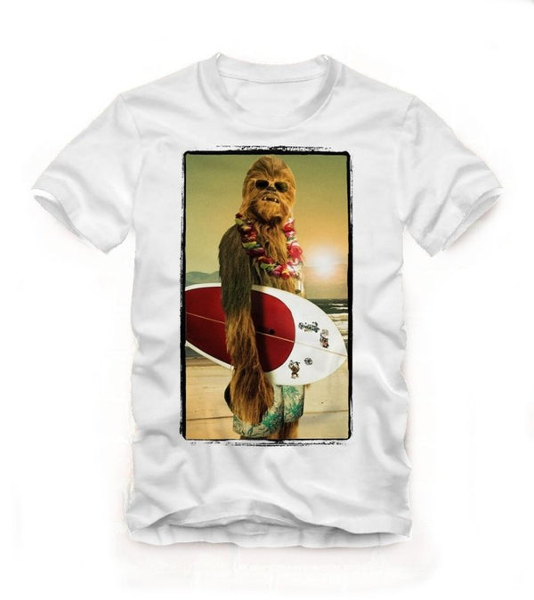 T-shirt Surf - Chewbacca