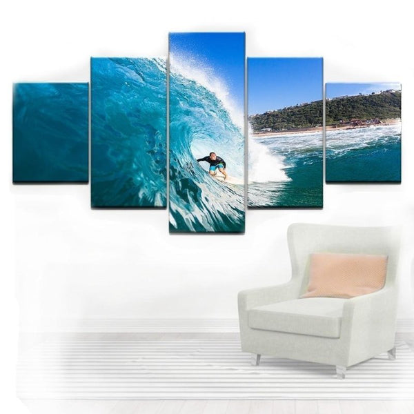 Tableau Surf Photo