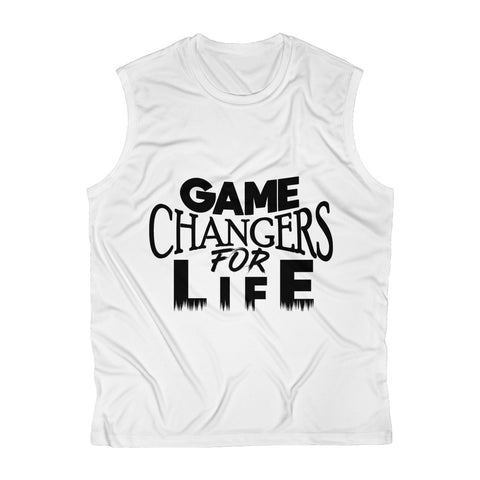 Game Changers Sleeveless Performance Tee
