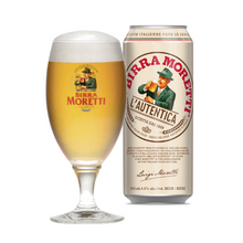 Load image into Gallery viewer, Birra Moretti