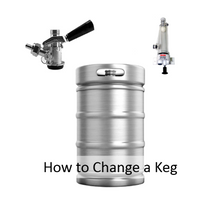Load image into Gallery viewer, How to Change a Keg