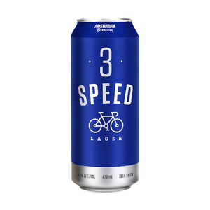 3 Speed Lager