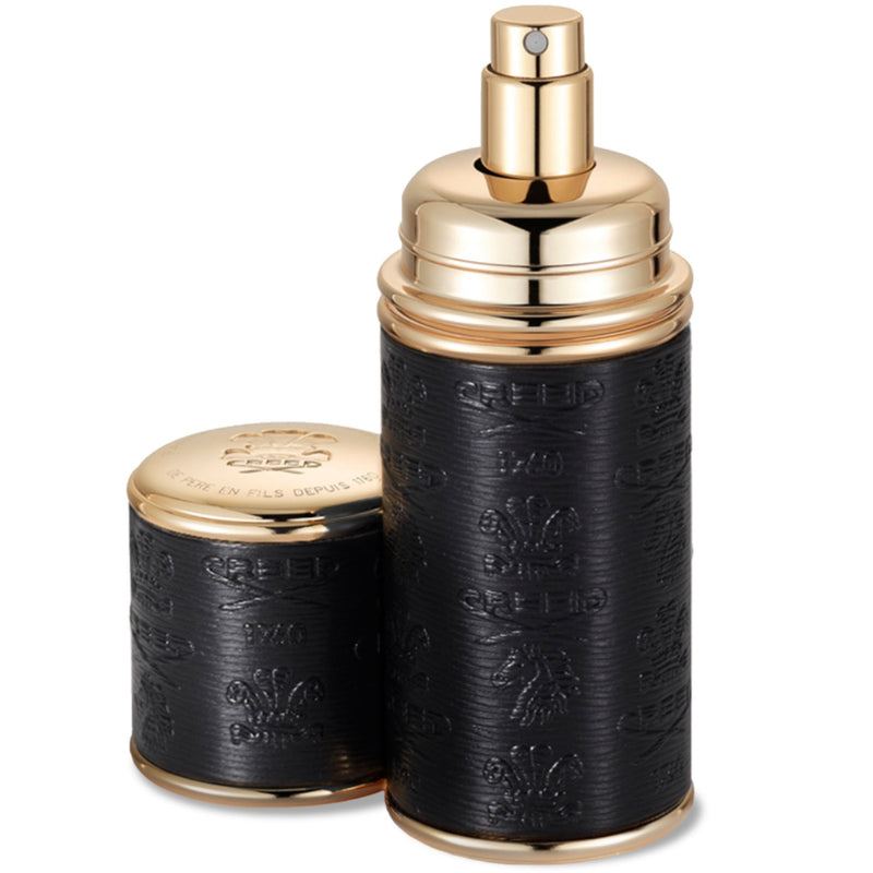 Gold & Black Travel Atomiser