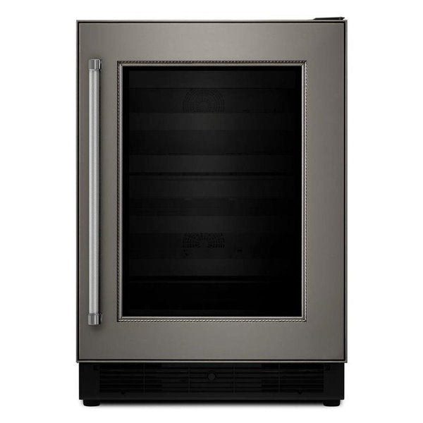 KitchenAid 4.8-cu ft Panel Ready Built-in Beverage Center-KUBR204EPA