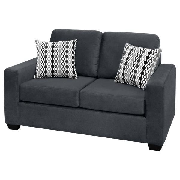 Nordel Fabric Loveseat