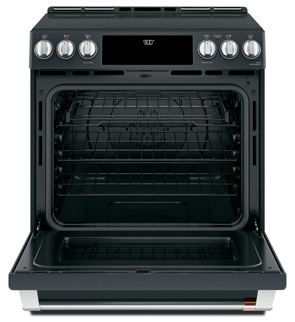 Cafe Slide-In Electric Range with Warming Drawer - CCHS900P3MD1