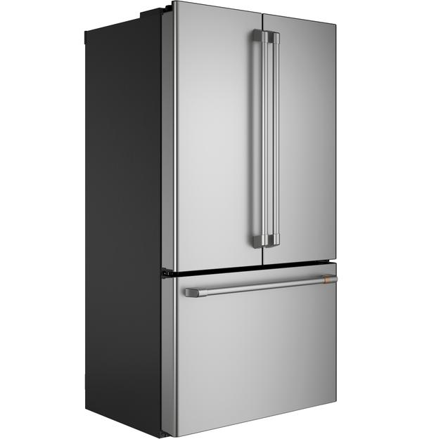 Cafe 23.2 Cu. Ft. French-Door Counter-Depth Refrigerator - CWE23SP2MS1