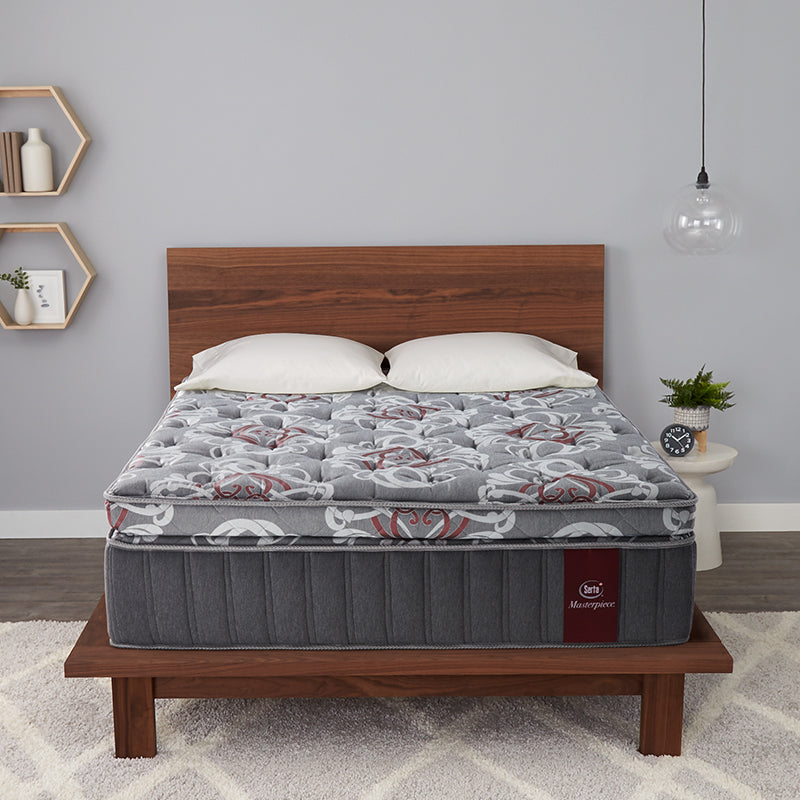 Serta Masterpiece Collection Goya Super Pillow Top Mattress