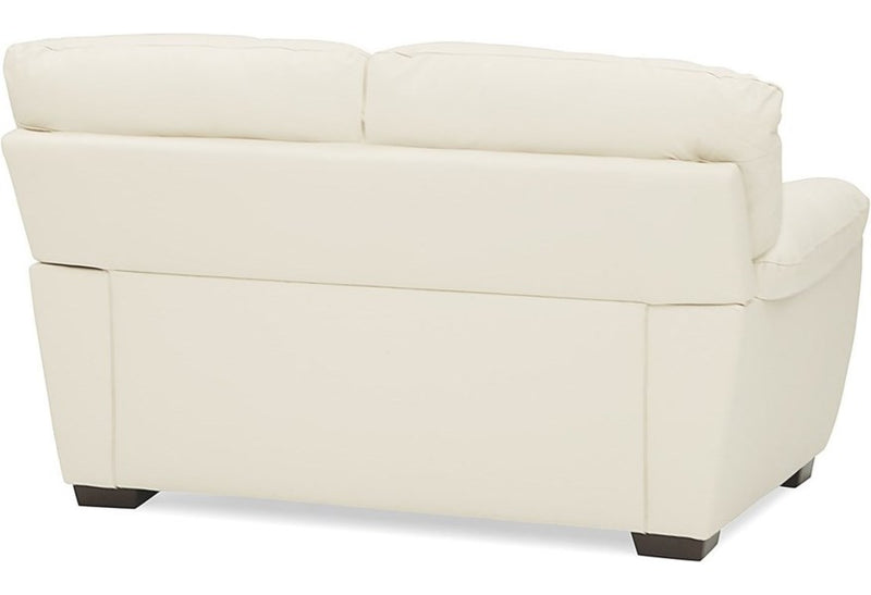 Amisk Leather Loveseat