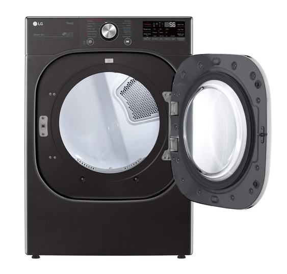 LG 7.4 Cu. Ft. ThinQ® AI-Enabled Front-Load Electric Dryer -DLEX4500B