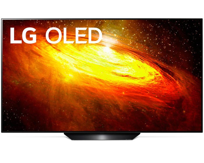"LG 65"" 4K UHD HDR OLED Smart TV with ThinQ®- OLED65BX"