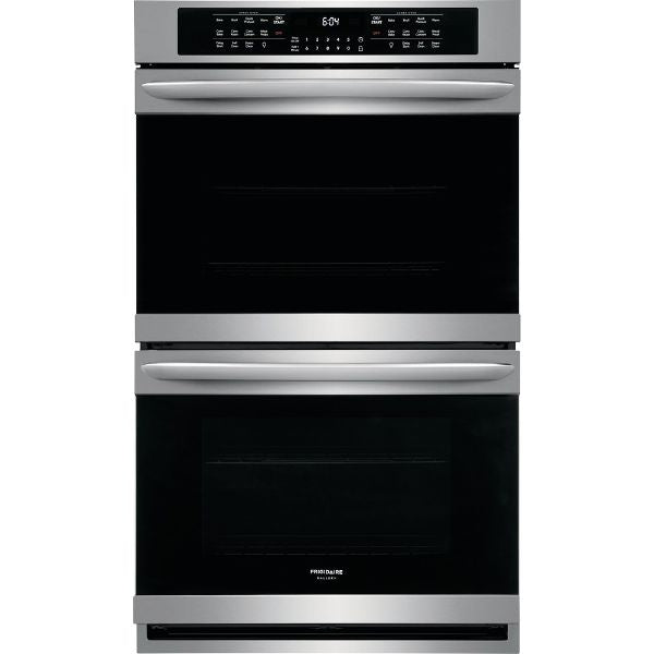 "Frigidaire Gallery 30"" 5.1 Cu.Ft. True Convection Electric Double Wall Oven-FGET3066UD"