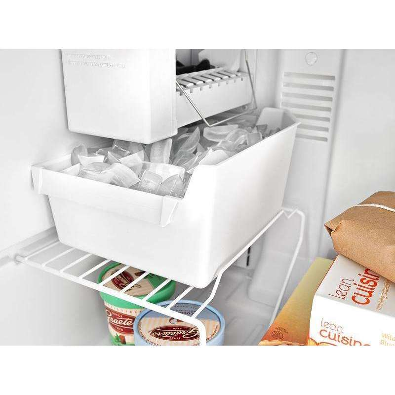 Amana White Top-Freezer Refrigerator (14.3 Cu. Ft.) - ART104TFDW