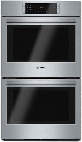 Bosch Stainless Steel Double Wall Oven (9.2 Cu. Ft.) - HBL8651UC
