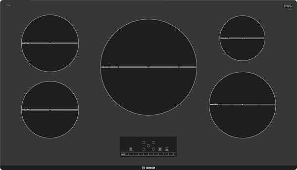 Bosch Black Induction Cooktop - NIT5668UC