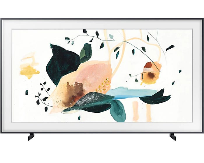 Samsung 65-in The Frame QLED 4K Smart TV- QN65LS03TAFXZC