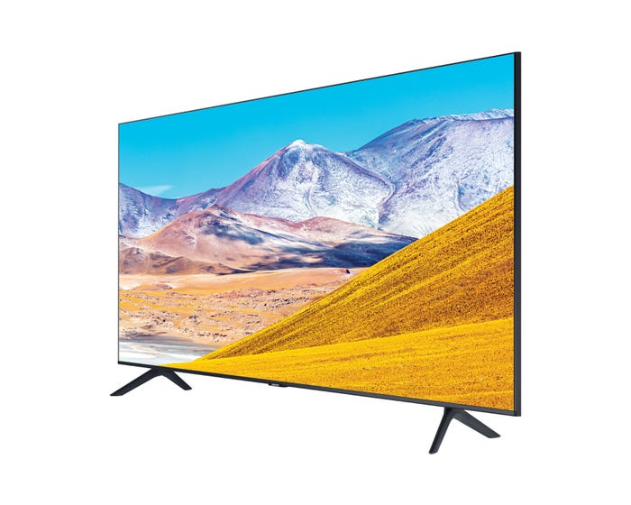 "Samsung 85"" 4K UHD HDR LED Tizen Smart TV -UN85TU8000FXZ"