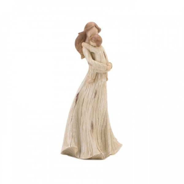 Mother And Son Figurine
