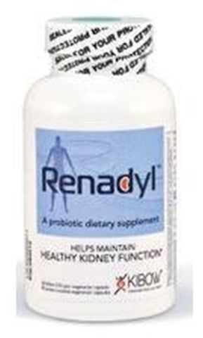 Renadyl For Kidney Health Kibow Biotech, 60 Count