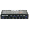Planet Audio Half-din 5-band Preamp Parametric Equalizer