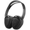Power Acoustik 2-channel Rf 900mhz Wireless Headphones With Swivel Earpads
