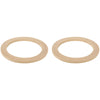 "Install Bay Mdf Speaker Rings Pair (8""x .5"")"