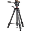 Sunpak Video Pro-m 4 Tripod With Fluid Head