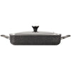 "The Rock By Starfrit The Rock By Starfrit One Pot 9"" X 13"" 5.3-quart Rectangular Dish With Lid"