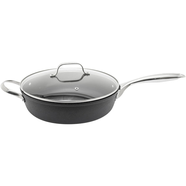 The Rock By Starfrit The Rock By Starfrit 11-inch Deep Diamond Fry Pan