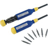 Labor Saving Devices Megapro 15-in-1 Standard Bit Screwdriver