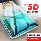 5D Full Protection Tempered Glass For iPhone