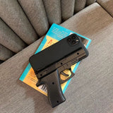 Luxury 3D Gun iPhone Case