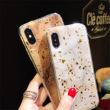 Lovely Glitter Soft iPhone Case