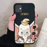 Cartoon Elephant iPhone Case