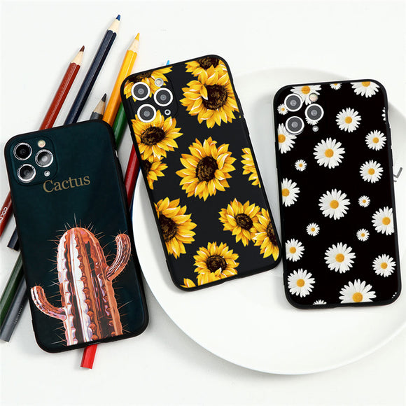 Beauty Sunflower iPhone Case