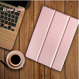 Ultra Slim wake Smart Cover for iPad 5th 6th