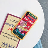 Tom and Jerry iPhone Case
