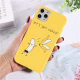 Soft Silicone iPhone Cover