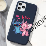 Cute Stitch iPhone Case