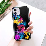 LGBT Rainbow  Silicone iPhone Case