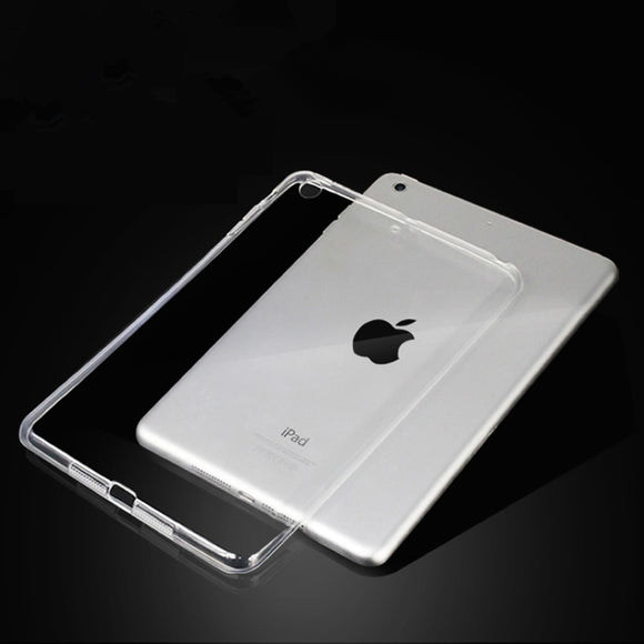 Transparent Slim Cover for iPad Air 2 Air 1 Pro 10.5 Mini 2 3 4