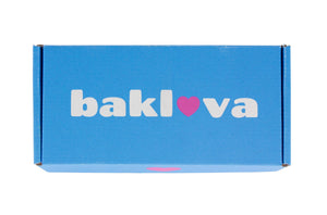 Bakluva 4-piece Baklava Box