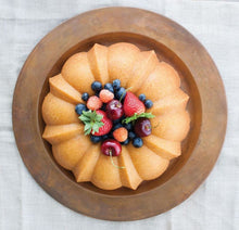Load image into Gallery viewer, Bundt Pan 10-15 cup Anniversary Heavyweight