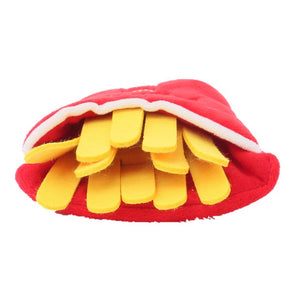 DOGGIE FRENCH FRIES SOFT TOY