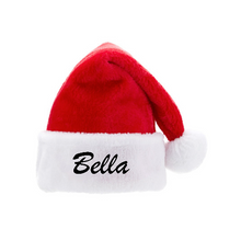 PERSONALISED ADULT CHRISTMAS HAT