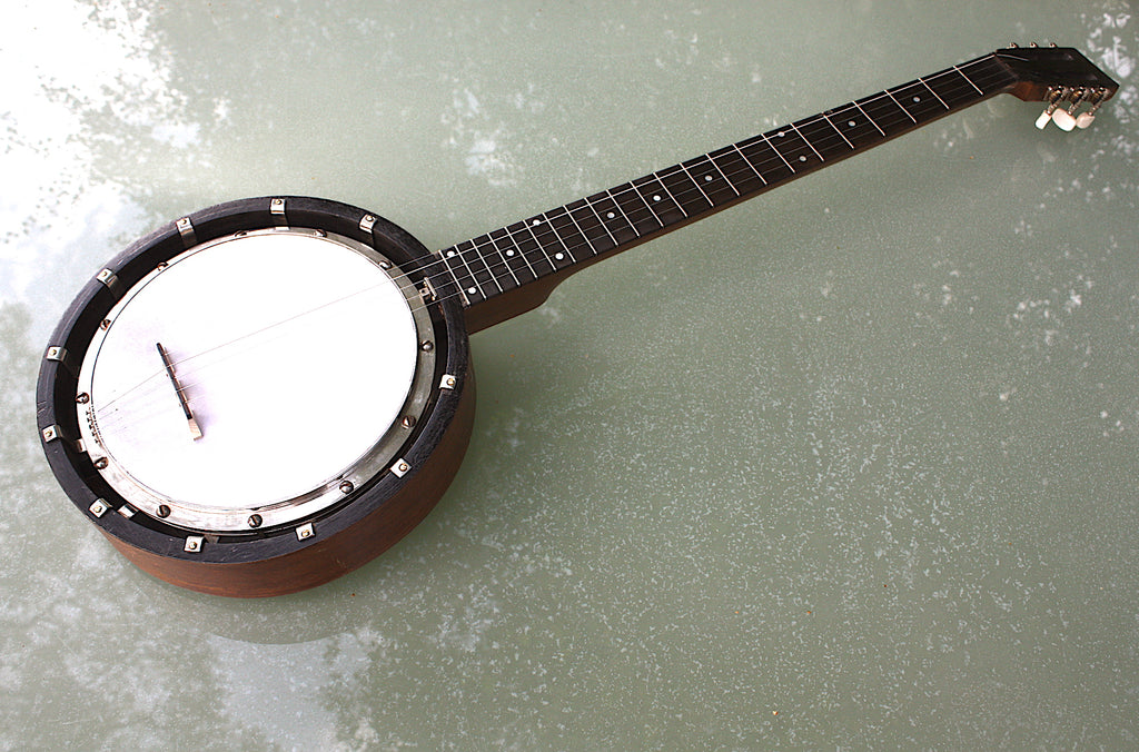 5 string banjo refurb